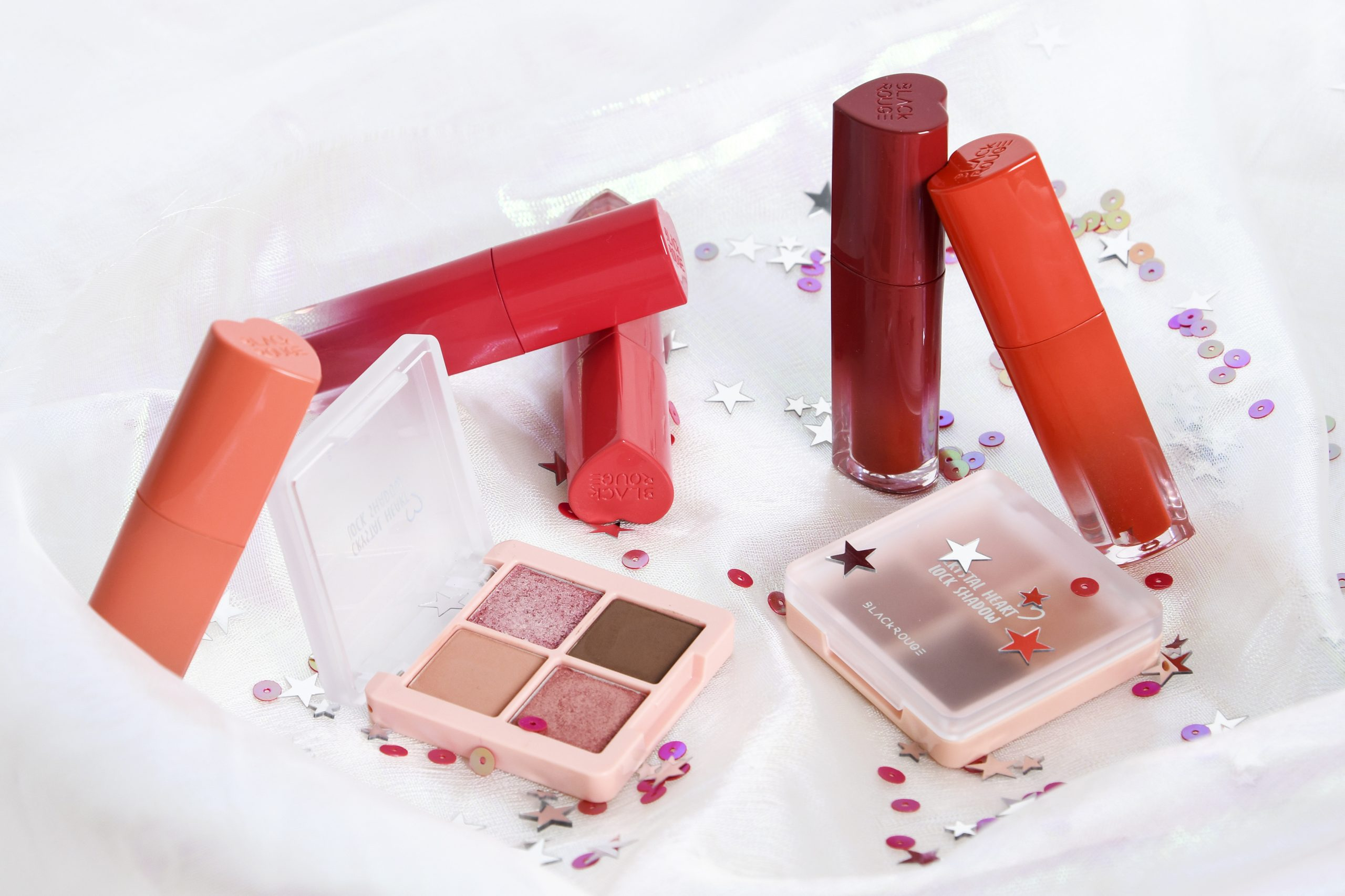 Getting Ready for Valentine's with BLACK ROUGE's Color Lock Heart Tint & Crystal Heart Lock Shadow – THE YESSTYLIST - Asian Fashion Blog