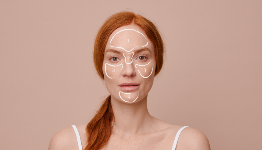 Spot the problem: What spots on different parts of the face mean