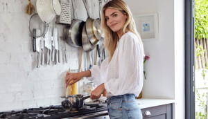 Nutritional Therapist Frances Phillips Shares Her Happy Skin Tips